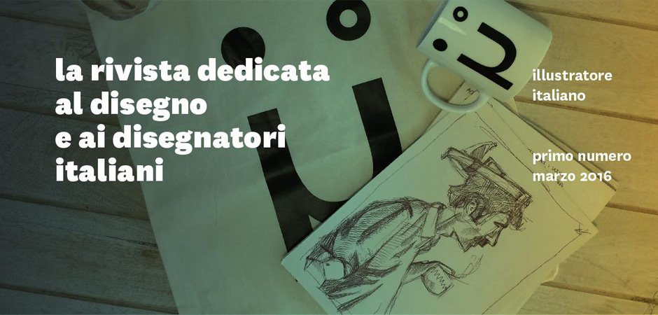 #Talk con Illustratore Italiano