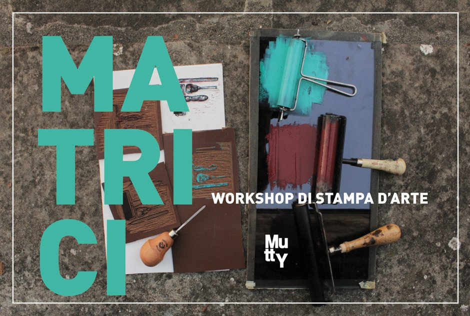MATRICI Release party: un ciclo di workshop di stampa d'arte