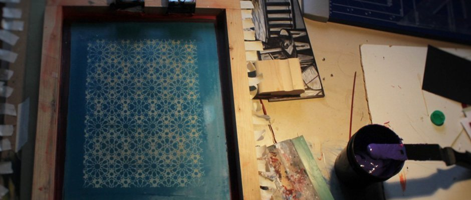 Workshop di Serigrafia | MATRICI #2