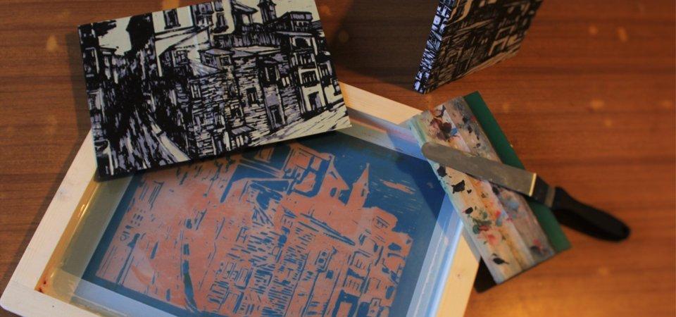 Workshop di Serigrafia | MATRICI #3
