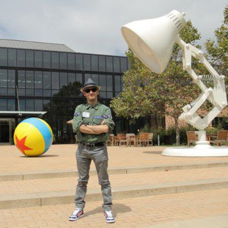 Pixar Story raccontato da Pietro Grandi