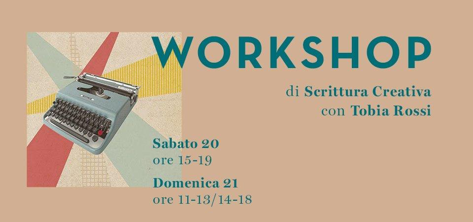 Workshop di scrittura creativa
