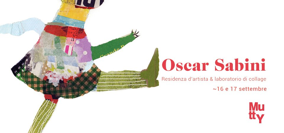 Residenza d'artista e laboratorio di collage con Oscar Sabini