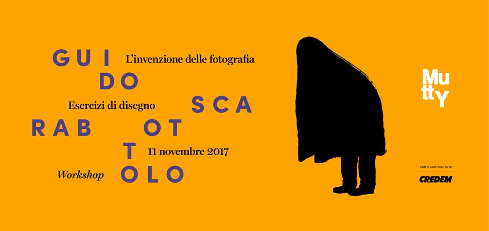 Guido Scarabottolo ~ L'invenzione della fotografia. Esercizi di disegno