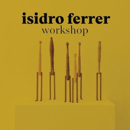 Workshop di Comunicazione Visiva con Isidro Ferrer