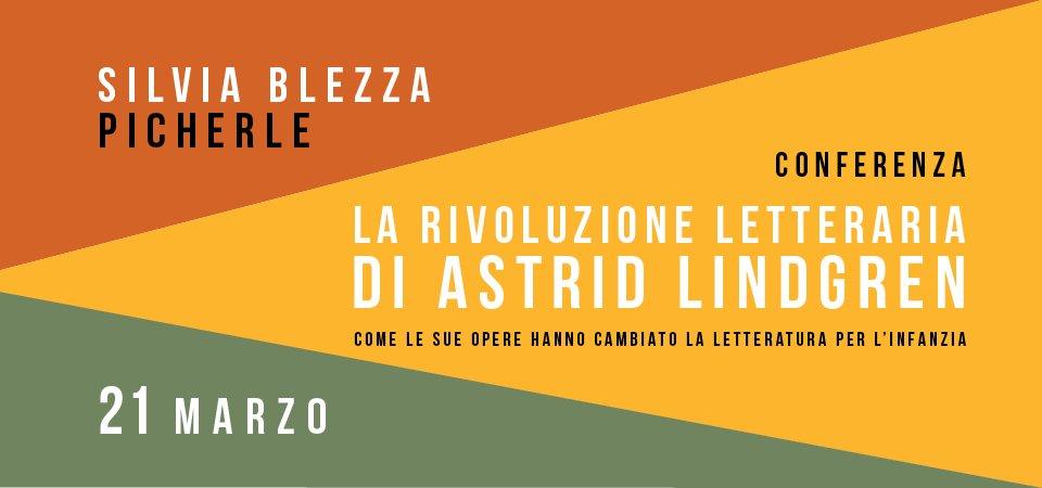 Conferenza: La rivoluzione letteraria di Astrid Lindgren
