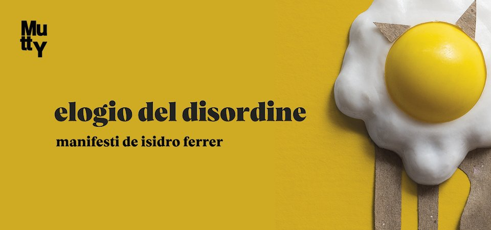 Elogio del disordine. Manifesti di Isidro Ferrer