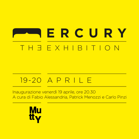 Mercury The Exhibition