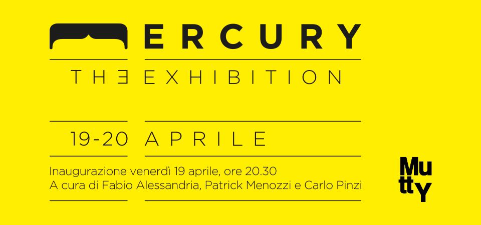 Mercury The Exhibition