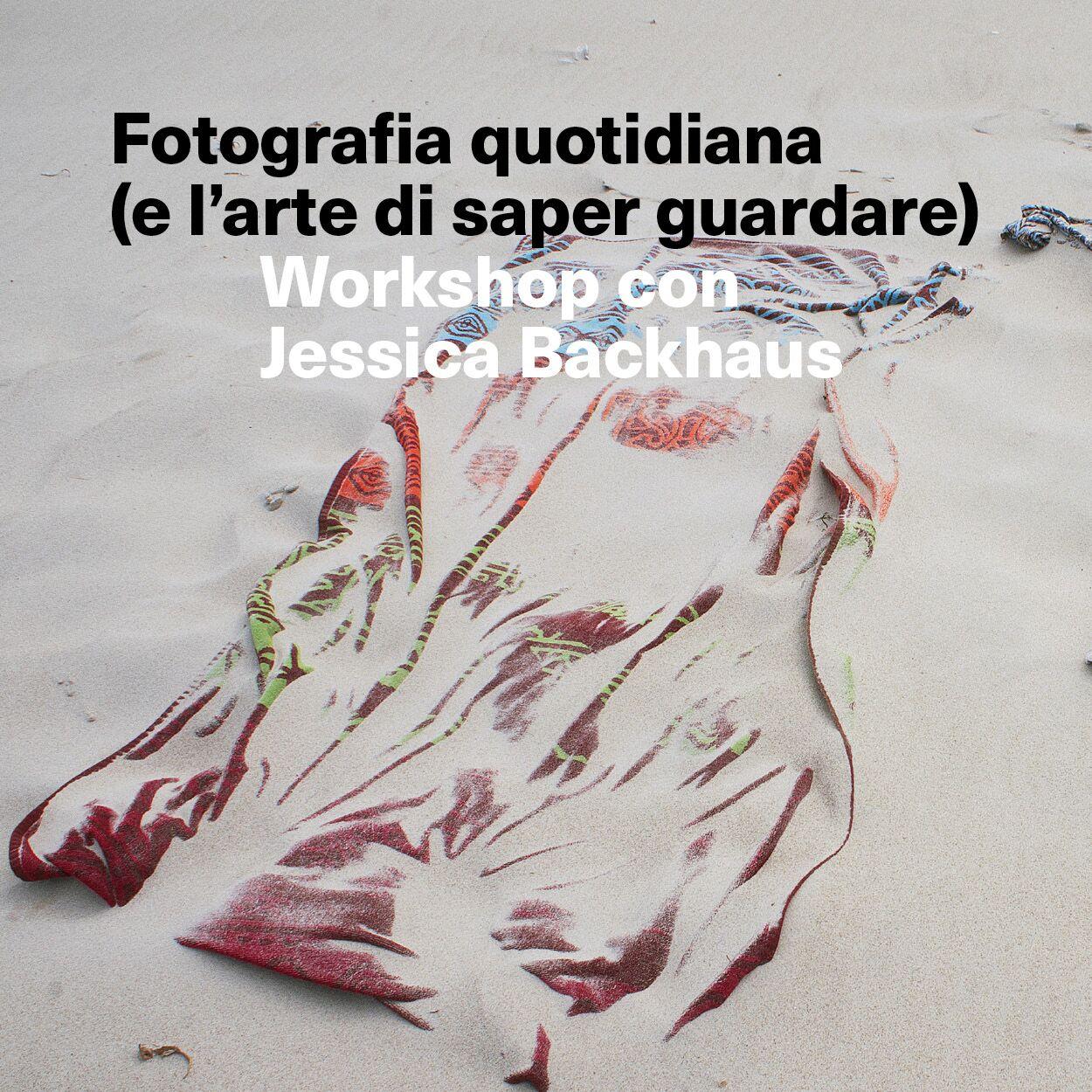 Workshop con Jessica Backhaus