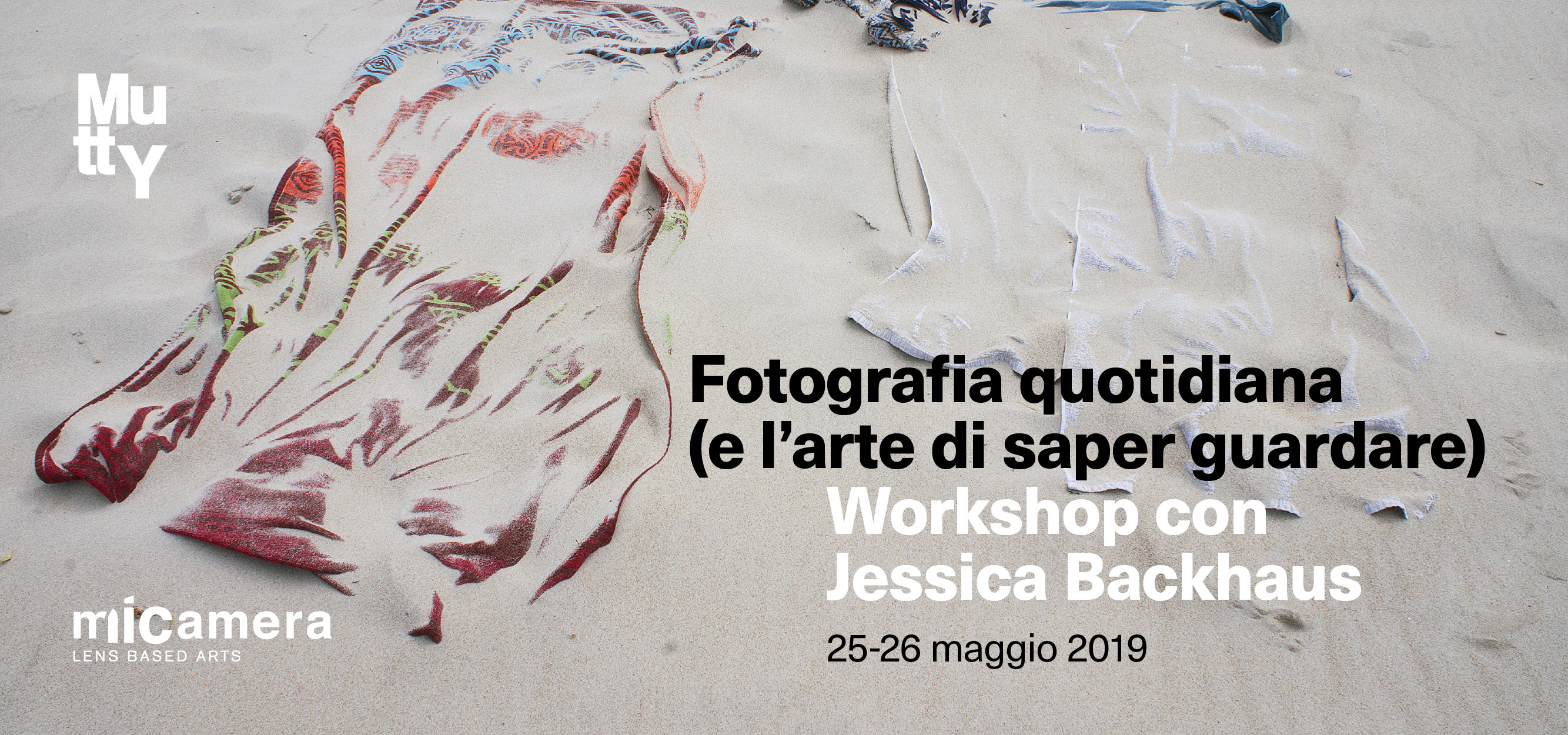 Workshop con Jessica Backhaus