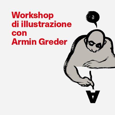 Workshop di illustrazione con Armin Greder