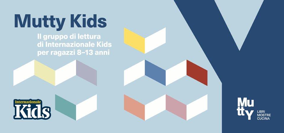 Mutty Kids | Il gruppo di lettura di Internazionale Kids