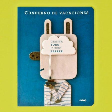 2019-07-05-Grassa-Toro-Isidro-Ferrer-Cuaderno-de-vacaciones-Libros-del-zorro-rojo