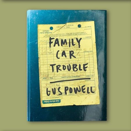 2020-04-22 Gus Powelll Family Car Trouble TWB Books IMG_6063