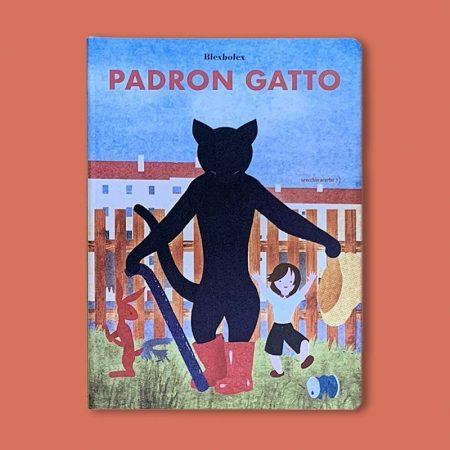 2020-04-06 Blexbolex Padron Gatto Orecchio Acerbo IMG_5572