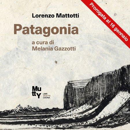 Patagonia | Lorenzo Mattotti