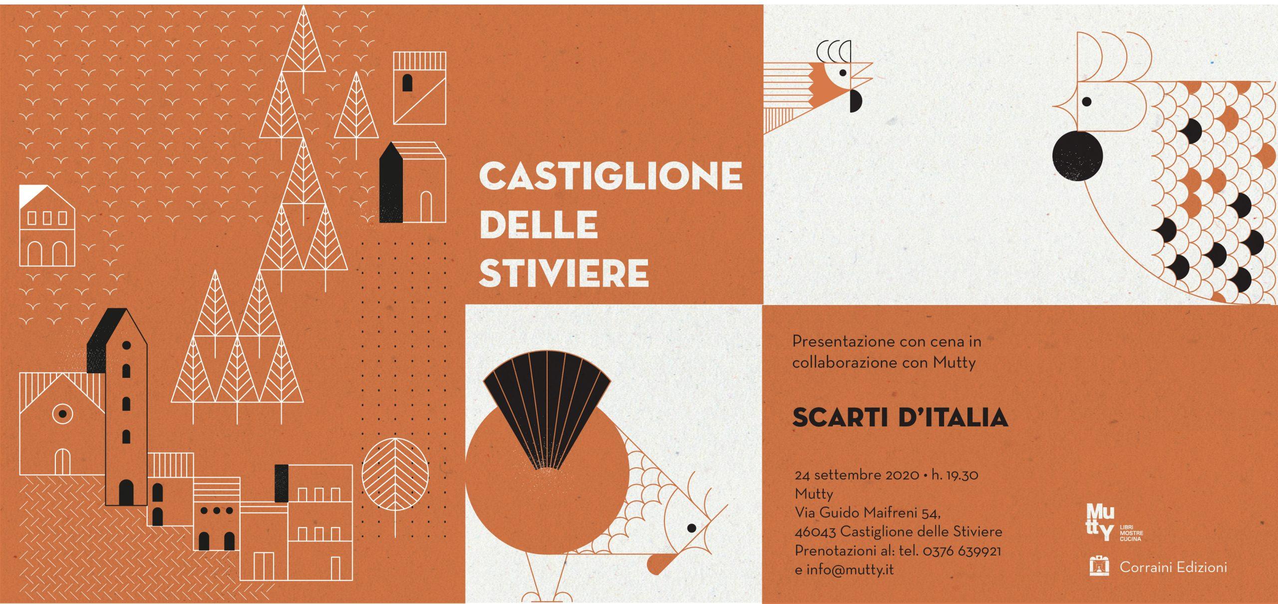 Scarti d'Italia / Presentazione e cena in libreria